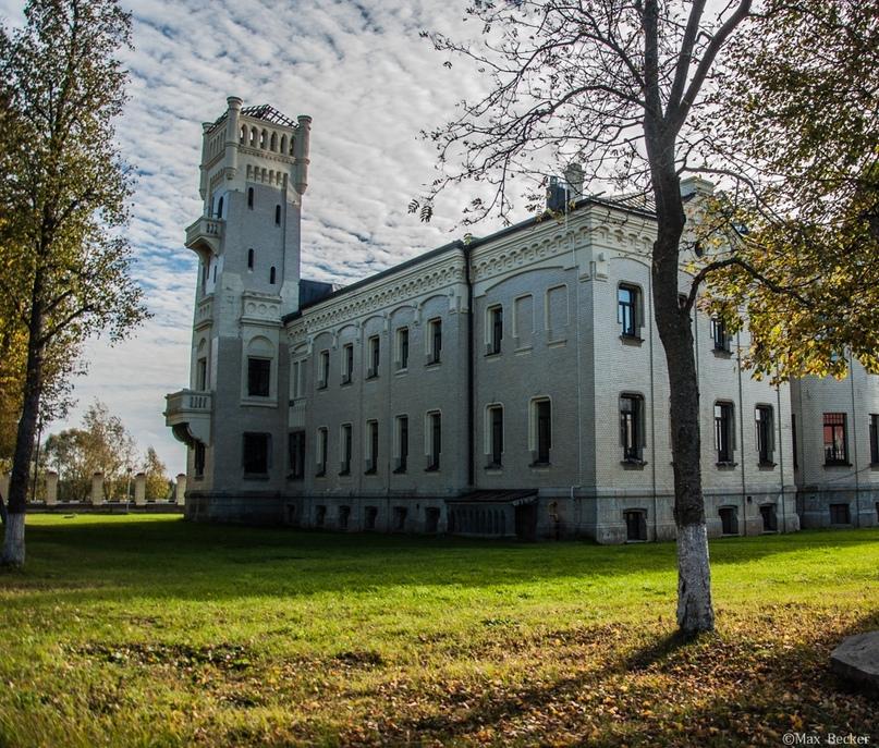 Замок Понизовкина | Ярославль