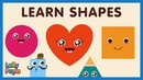 Learn Shapes Song | Fun educational songs and videos for Children | Learn with Lollypapa