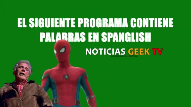 Venom Trailer, Capitana Marvel El Gato, The Flash Ragdoll, Bruja Escarlata Novela, Batman Titans