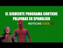 Venom Trailer Capitana Marvel El Gato The Flash Ragdoll Bruja Escarlata Novela Batman Titans