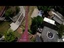 Freddie Mercury Rides a Roller Coaster