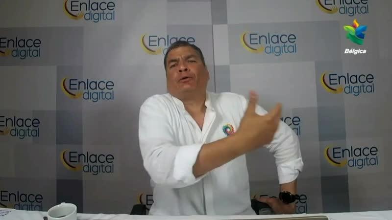 Rafael Correa - Enlace Digital Ciudadano 12~3.mp4