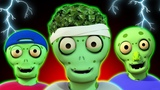 Halloween Songs For Kids LIVE Nursery Rhymes and 3D Baby Songs Zombie Songs All Babies Channel