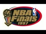NBA Finals 1997 GM1 Utah Jazz - Chicago Bulls HD