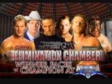 WWE PPV No Way Out 2008 - Elimination Chamber Match