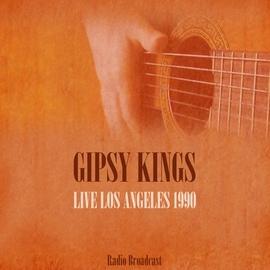 Gipsy Kings альбом Gipsy Kings Live los Angeles 1990