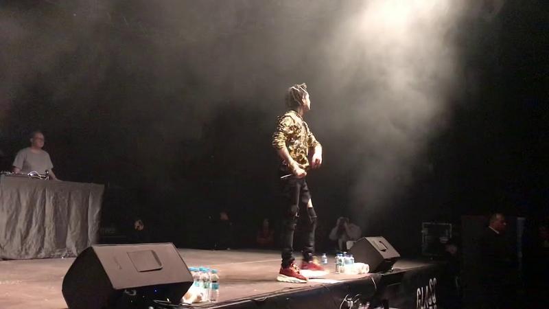 Fancam 181027 VIXX Ravi Boiling Point ft Sik K @ RAVI FIRST SOLO EUROPE TOUR 2018