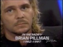 WWE Brian Pillman Raw is War Tribute Bell Salute. October 6th 1997
