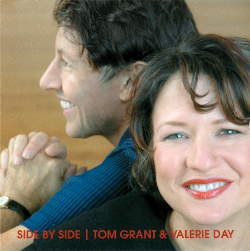 Tom Grant альбом Side By Side