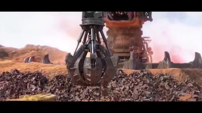 Animated Short Film_ Mechanical by ESMA _ CGMeetup ТАВЕРНА_STEAMPUNK