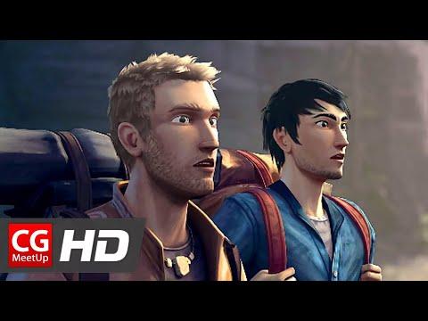 **Award Winning** CGI 3D Animated Short Film Le Gouffre by Lightning Boy Studio   CGMeetup