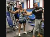 Качаем плечи по методу инкогнито из фитнес - клуба KANGAROO