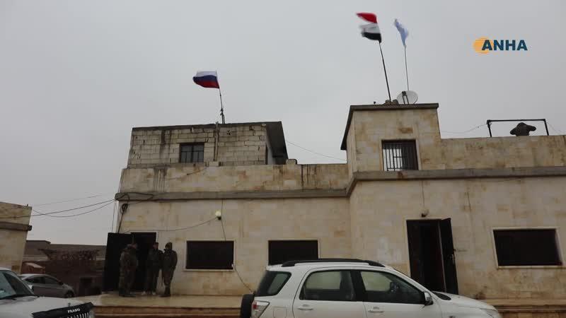 8.01.19 - Российско-сирийский координационный центр в Аль-Арима