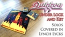 Dokken - Under Lock and Key Solos | Covers From Lynch Lycks