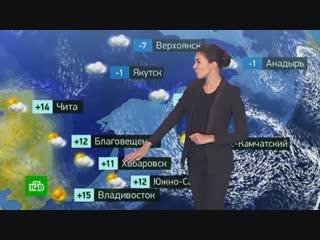 Утренний прогноз погоды на 19октября