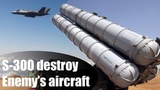 Russian S-300 missile systems destroy notional enemys aircraft in drills