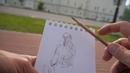 как БЫСТРЕЕ научиться рисовать на Пленэре часть 1