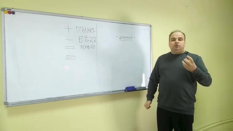 Буквица: практическое применение. Следующий шаг-5. Суть арифметических знаков.