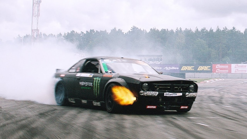 1000HP NISSAN S14 DRIFTING (RAGE OUT 2)