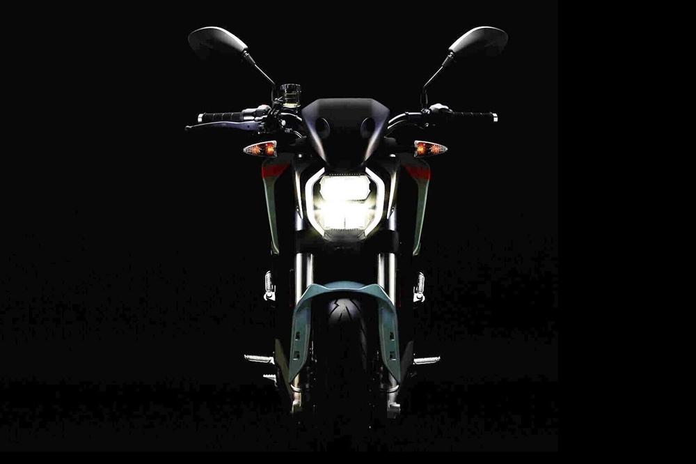 Свежая информация об электроцикле Zero SR/F