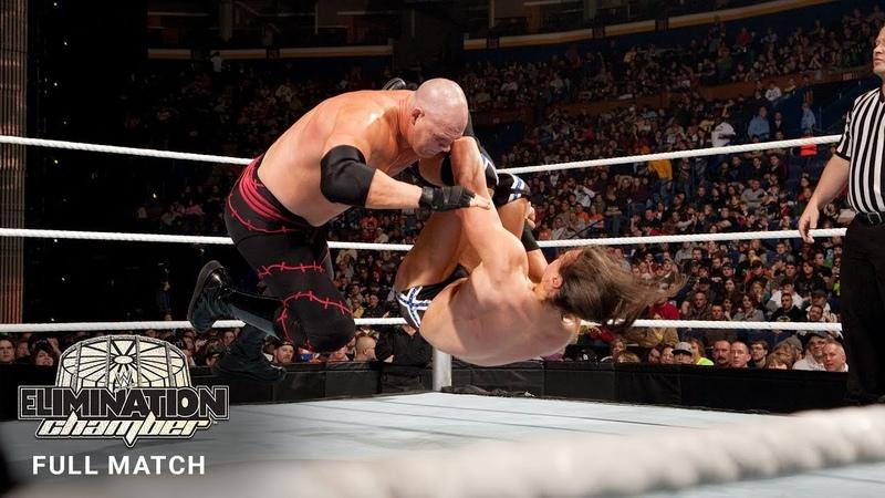 [My1] Drew McIntyre vs. Kane - Intercontinental Title Match WWE Elimination Chamber 2010