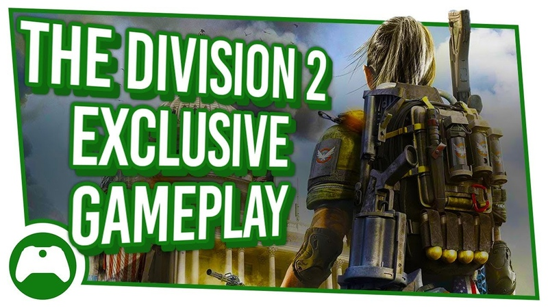PS4\XBO - Tom Clancy's The Division 2