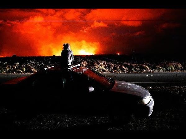 Кипит земля от человеческой ненависти злобы лжи и отсутствием ответственности The Earth is boiling