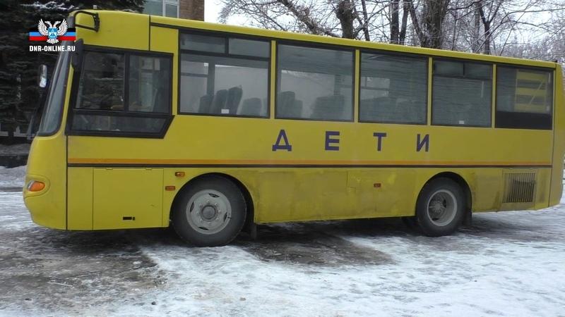 В Республику прибыли новые автобусы из РФ