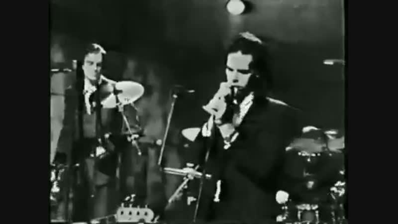 Nick Cave The Bad Seeds Red Right Hand