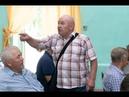 Поменяться зарплатами с депутатом ГосДумы Обсуждение пенсионной реформы в Марксе 4