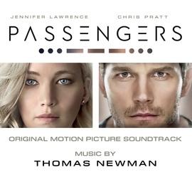 Thomas Newman альбом Passengers (Original Motion Picture Soundtrack)