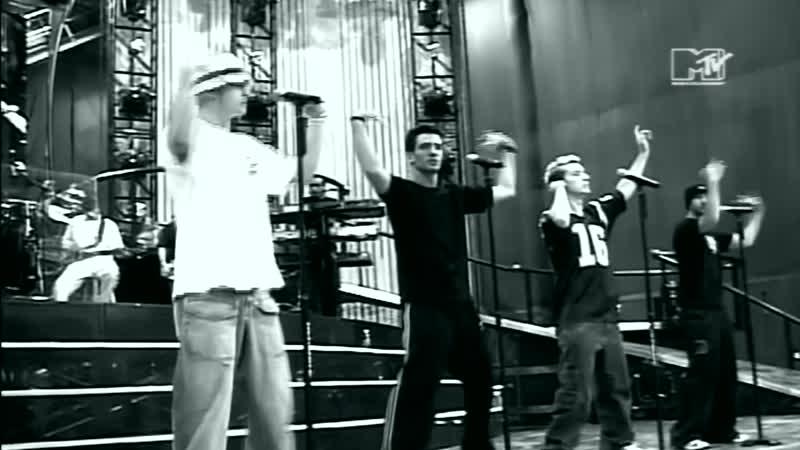 NSYNC I'll Never Stop MTV NEO