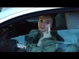 Петербурженка на BMW