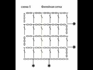 Как незаметно соединить филейную сеточку. How to connect lace.