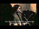 Jeff Buckley New Year's Eve Prayer poem (Sin-e) - subs