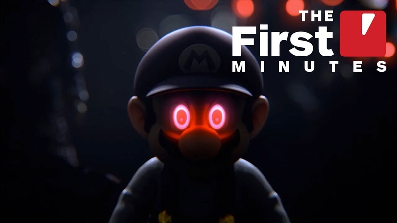 The First 5 Minutes of Super Smash Bros. Ultimates World of Light Story Mode