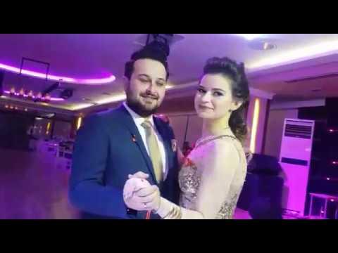 Muhteşem nişan ve ilk dans Yeşim Fatih