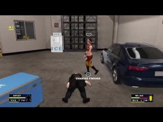 WWE 2K18 BAYLEY THE HUGGER