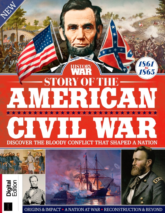 History of War - Story of the American Civil War - 2019