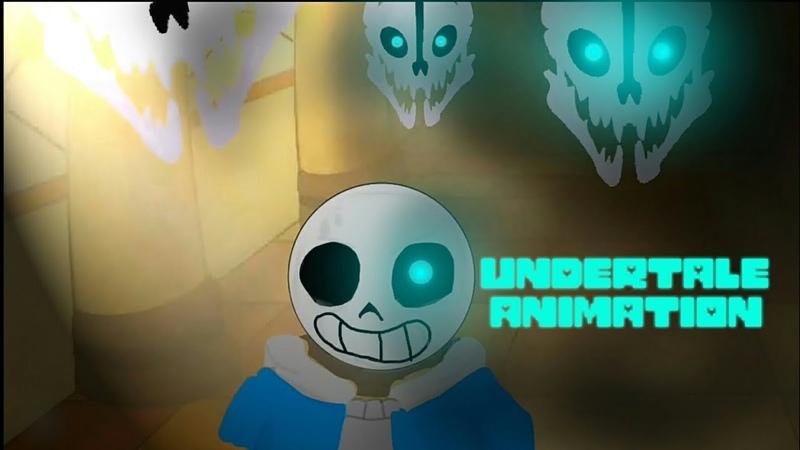 Undertale animation|Анимация андертейл| Рисуем мульфильмы 2|