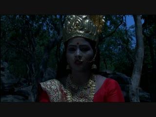 Indian Goddess screams and grunts..depowering a Goddess Devi Hindi Hindu
