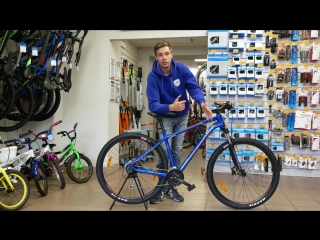Обзор нового горного велосипеда Merida Big Nine 100 (2019)