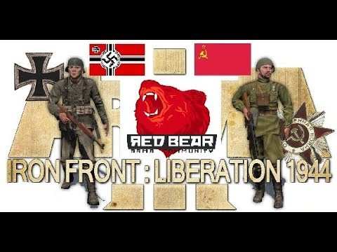Arma 3 RED BEAR Iron Front 29 01 2019