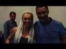 С П А С И Б О! Backstage съемок клипа БОМБА, Марта Ильина, part 2