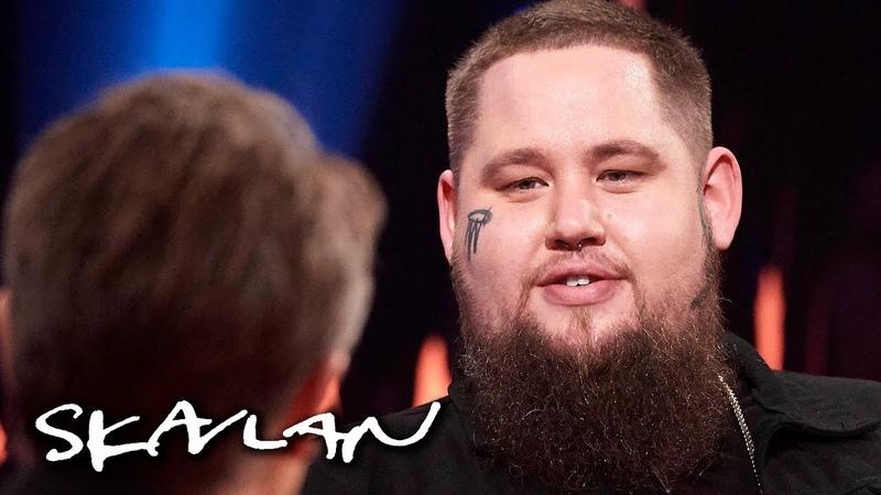Rag'n'Bone Man on having a son in his most successful year: – Terrible timing! | SVT/NRK/Skavlan