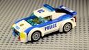 Лего мультик, машинка полиции полная версия, машина видео, полиция