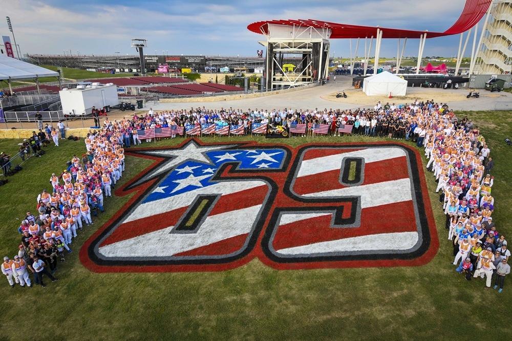 Гран При Остина 2019: гоночный номер #69 Ники Хейдена изъяли из чемпионата
