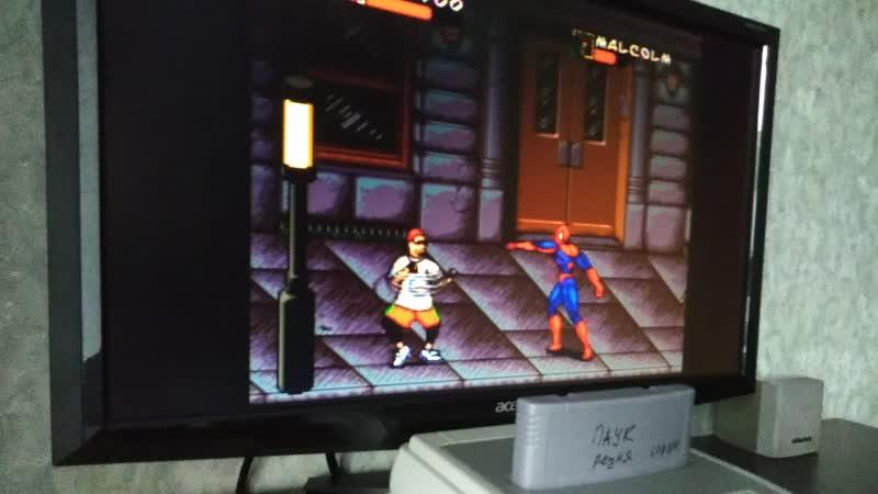 Тест Spider Man and Venom Maximum Carnage