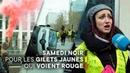 Samedi noir pour les gilets jaunes qui voient rouge - Manifestation 08/12/18 à Bruxelles
