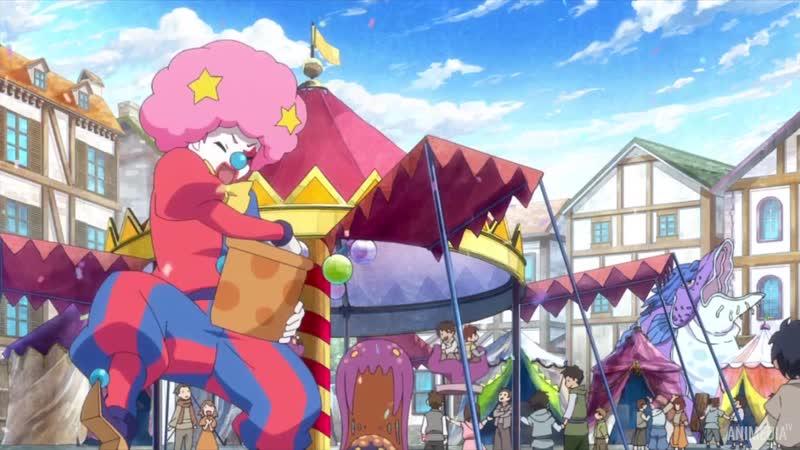 Merc Storia Mukiryoku no Shounen to Bin no Naka no Shoujo История Мерк 1 серия Озвучка Sad Kit Milirina AniMedia